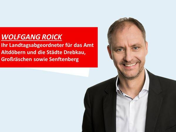 Wolfgang Roick - MdL